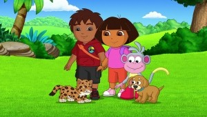 A aventura de Dora e Diego no incrível Circo de Animais, 1 h e 40 min
