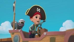 Rusty e os piratas de Sparkton Hills / Rusty e o problema com ratos, 1 h e 40 min