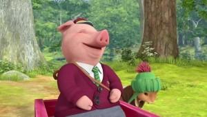 O Porco e a Gatinha, 1 h e 40 min