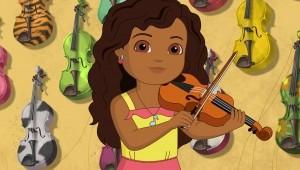 O violino de Emma, 1 h e 40 min