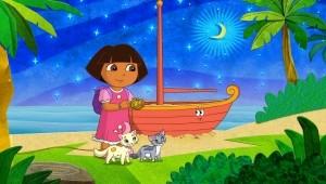 Dora e a aventura à luz da Lua, 1 h e 40 min