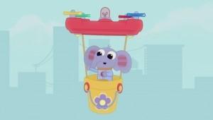 O Senhor Elefante e Sua Máquina Voadora, 1 h e 40 min