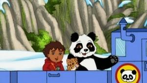 Todos a bordo do gigante Panda Express, 1 h e 40 min