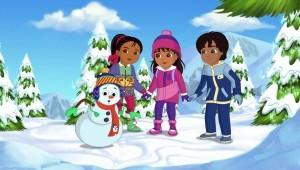 Calafrio, o boneco de neve, 1 h e 40 min