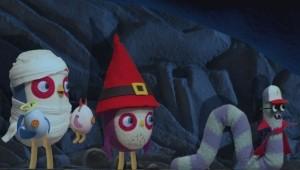 Halloween Espantacular / A Abóbora, 1 h e 40 min