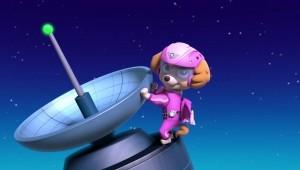 Os Filhotes salvam os amigos flutuantes/Os Filhotes salvam um satélite, 1 h e 40 min
