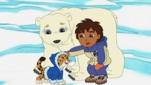 O resgate do grande urso polar, Parte 1, 1 h e 40 min